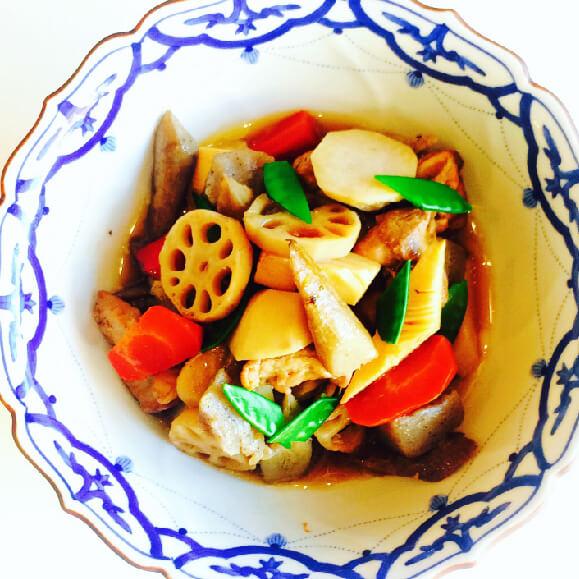 神田賀子 料理イメージ
